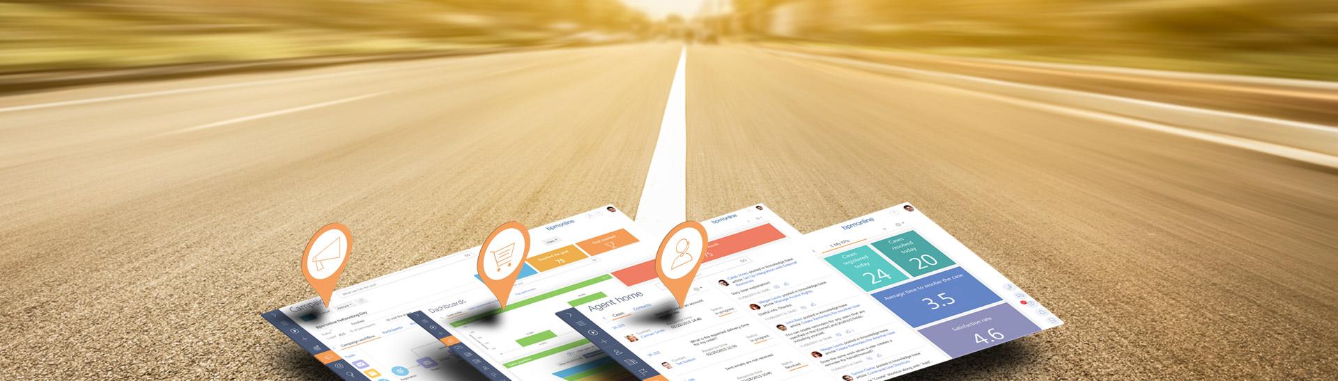 Exepta, de eerste Nederlandse reseller/partner voor het unieke cloudgebaseerde CRM systeem BPM'online.